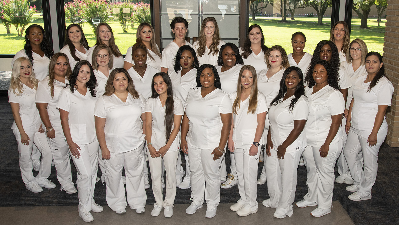 WCJC VOCATIONAL NURSING PROGRAM GRADUATION