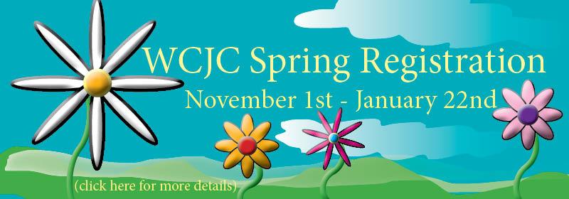 WCJC Spring Reg
