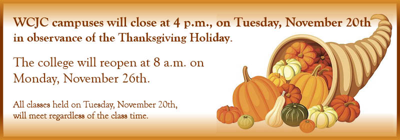 WCJC Thanksgiving