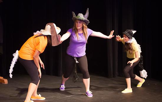 Story Theatre 1