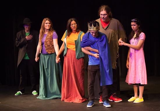 Story Theatre 4