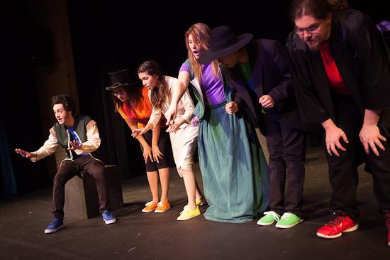 Story Theatre 5