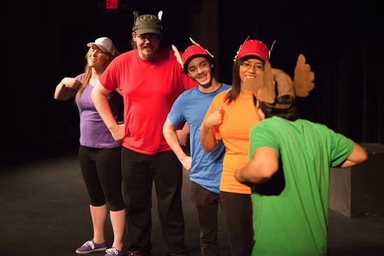 Story Theatre 3