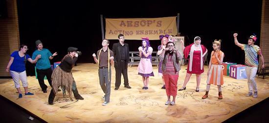 Aesop's Fables- Image 1